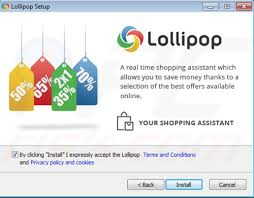 Eliminar lollipop virus