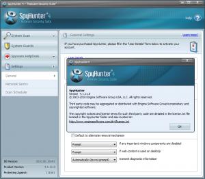 SpyHunter programa anti-virus